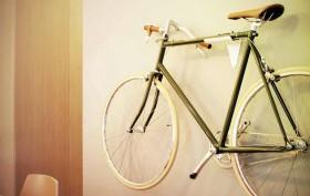 FlipCrown, l'accessoire pratique pour ranger son vélo