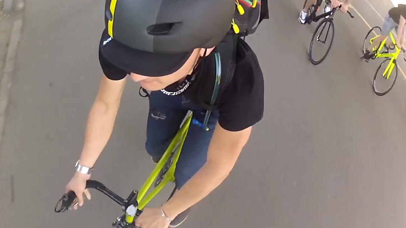 Vidéo du jour par Fixie Mulhouse, One Year Of Ride