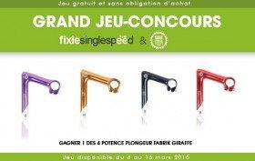 Nouveau jeu-concours Fabrik Cycles et Fixie-Singlespeed.com