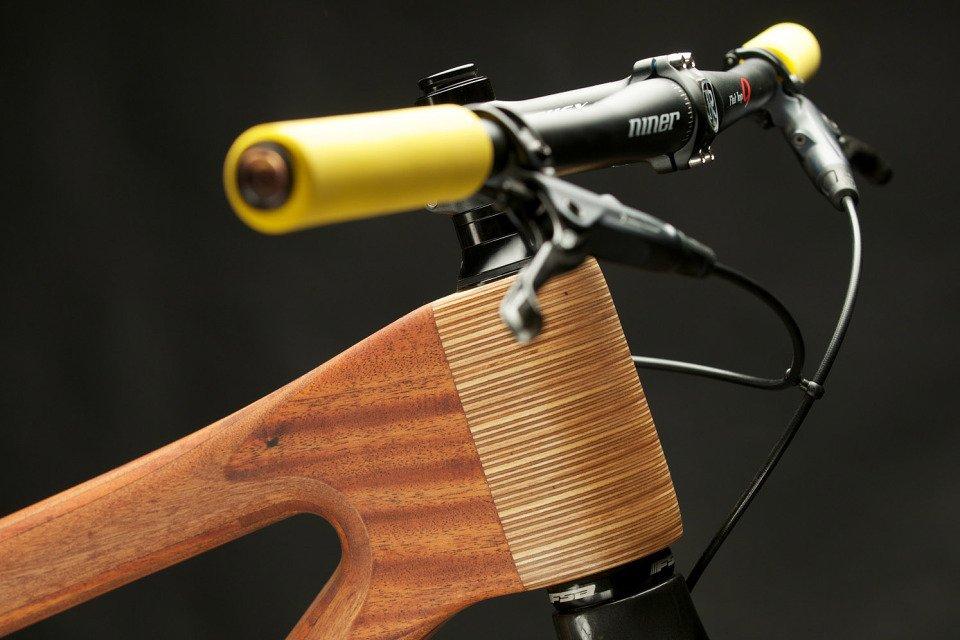 Grainworks AnalogOne.One, le singlespeed avec cadre en bois