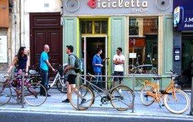 La Bicicletta, Nouveau shop fixie et singlespeed à Nice