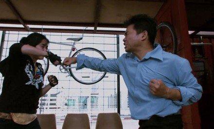 Jukkalan, le film des fans de fixie et d'arts martiaux