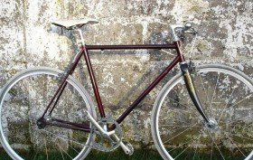 Montage d'un vélo de type singlespeed sur Nantes