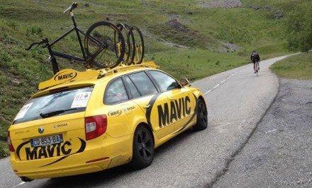 La revanche des Alpes à pignon fixe au départ d'Evian