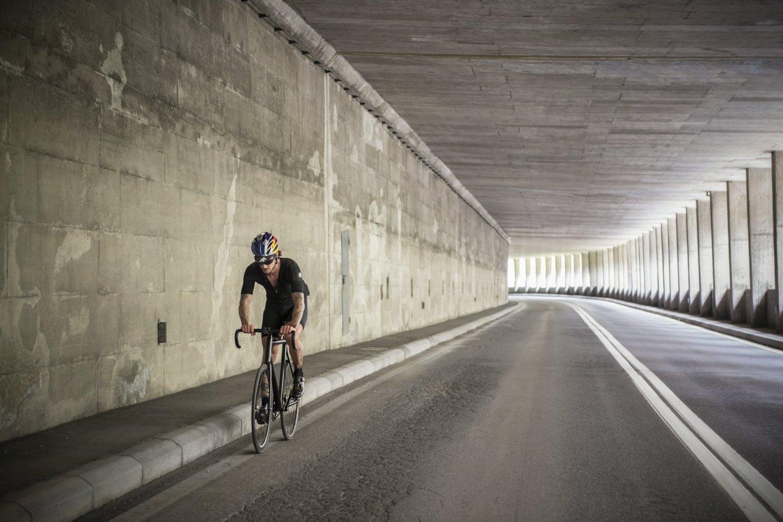 Une étape du Tour de France en pignon fixe