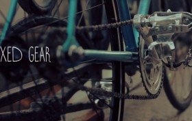 Vidéo du week end fixed gear à Saint Petersburg
