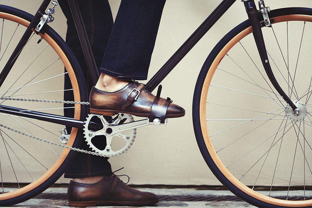 La rencontre entre les Cycles Victoire et la Maison Berluti