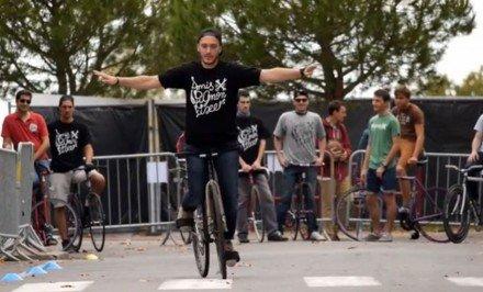 Reportage vidéo sur Les Amis du Pignon Fixe