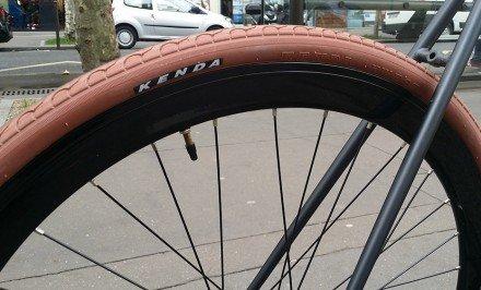 Tout savoir sur le pneu de vélo Kenda Kwest 700x28C