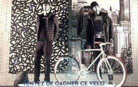 Des vélos Fabrik Cycles dans tous les magasins Celio !