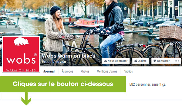 Wobs warm on bikes Facebook