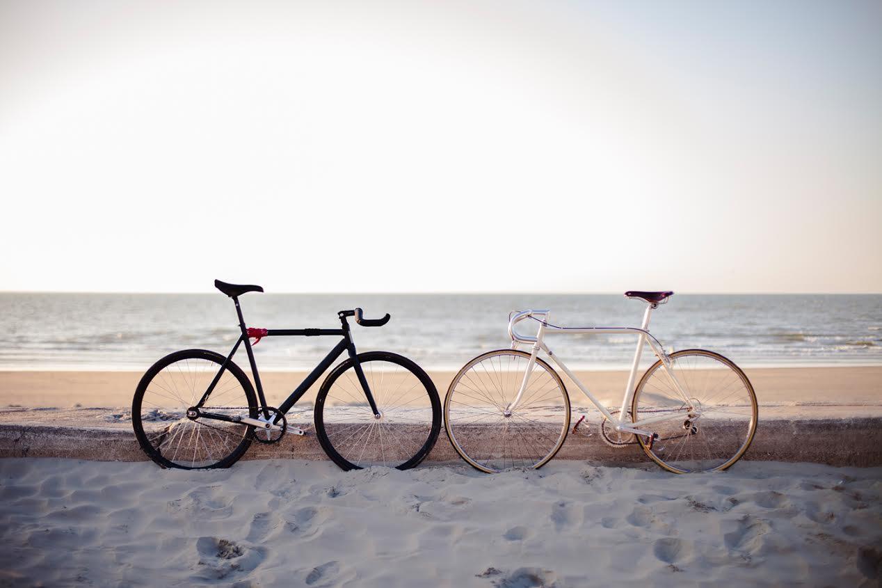 Pignon fixe 8Bar Bikes Krzberg V3 black