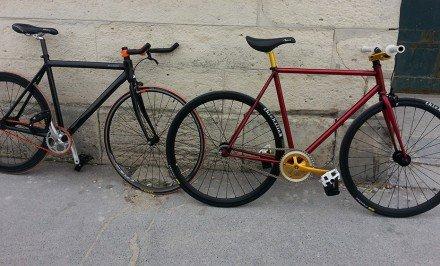 Le vélo en mode fixie est il dans l'illégalité ?
