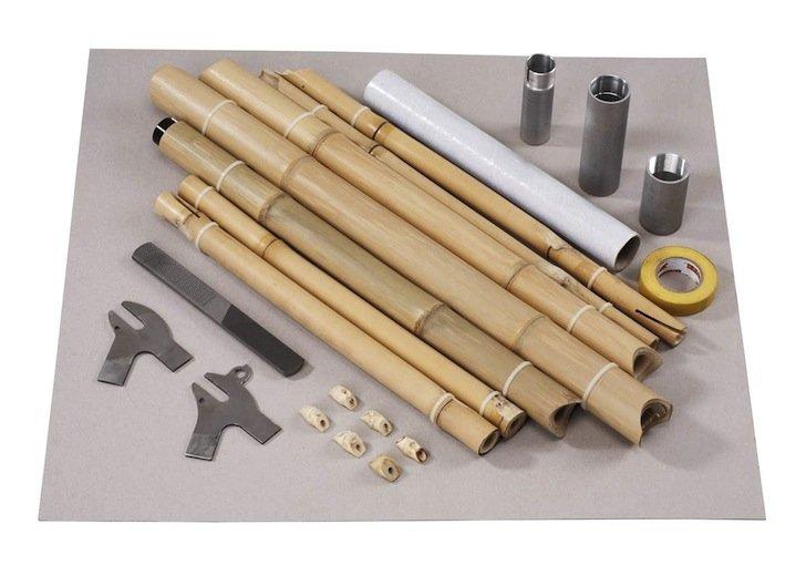 Bamboobee, le cadre en bambou à monter soi-même !