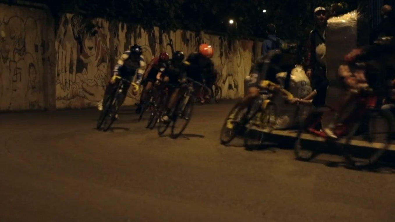 Vidéo trailer du team Cinelli Chrome en pleine action