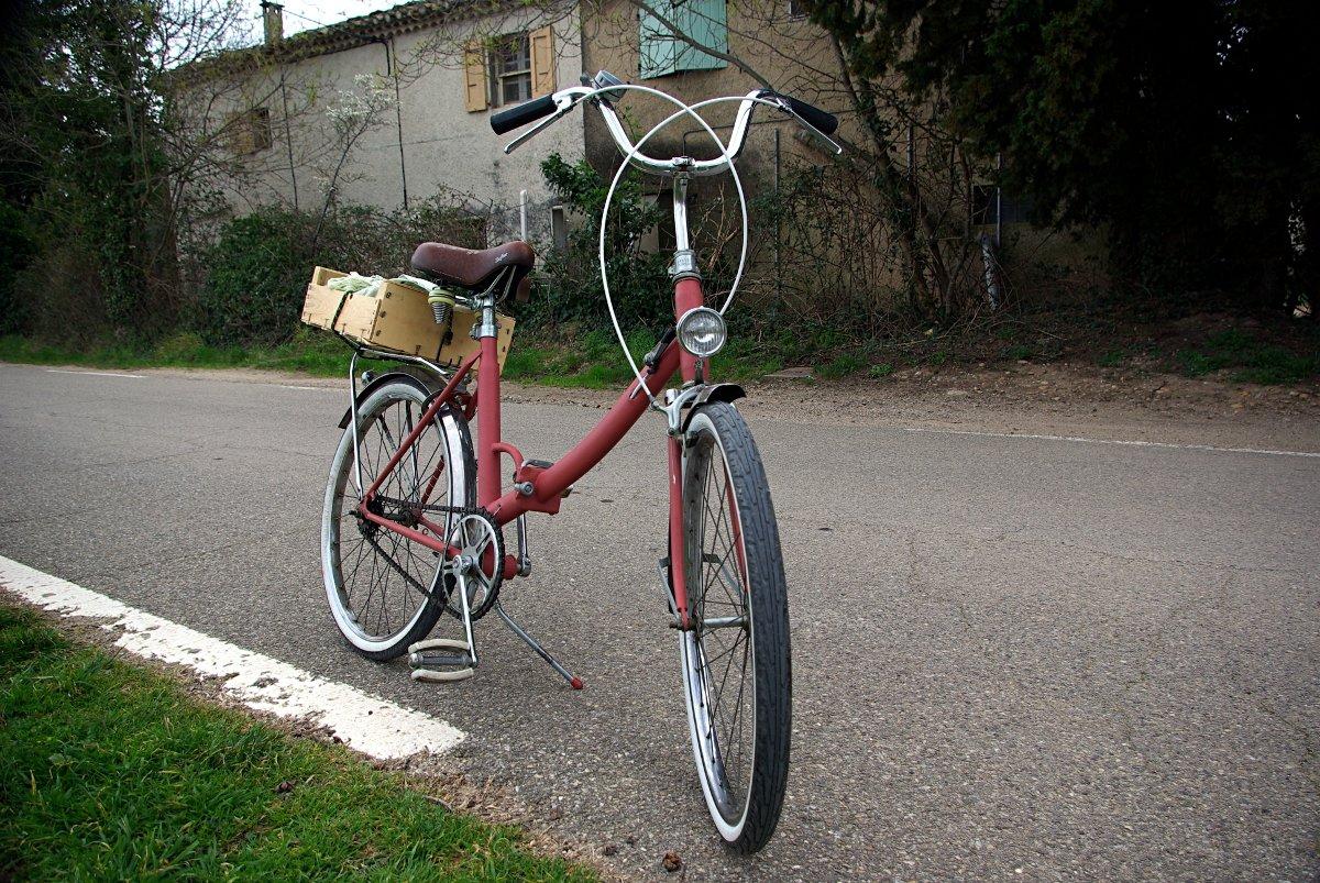 Singlespeed italien Gerbi des années 70's