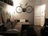 Accrocher son vélo à un mur