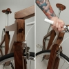 Black Walnut Bike, pignon fixe de Chicago