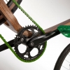 Bonobo Plywood Bicycle, le design à l\'état brut