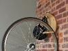 Clank Works accroche mural de vélo