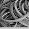 Des ceintures en pneus de vélos