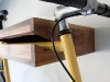 Etagère Bike Shelf, ou comment mélanger l\'utile au design