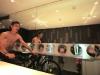 Faire du fixie dans un hôtel londonien
