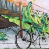 Flip/Flop vintage sur base de vélo LeJeune
