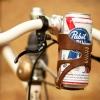Gadget porte canette pour vélo !