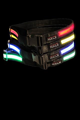 halo belt la ceinture de s curit lumineuse fixie singlespeed infos v lo fixie pignon fixe. Black Bedroom Furniture Sets. Home Design Ideas