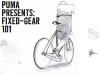 Puma Fixed Gear, comment monter un fixie