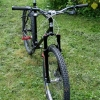 Singlespeed sur base de VTT Surly par Guillaume