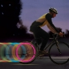 Spokelit lampe pour roue de vélo
