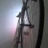 Transformation d\'un vieux vélo en fixie singlespeed flip/flop