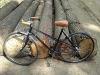 Vélo noir Christèle