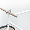 Woodstick handlebars cintre guidon bois wood